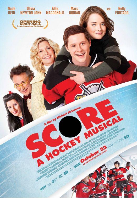 Bài Ca Khúc Côn Cầu Score: A Hockey Musical.Diễn Viên: John Mcdermott,Noah Reid,Hawksley Workman