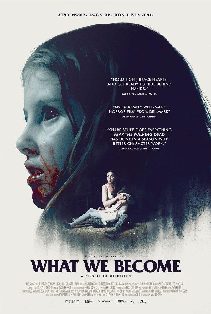 Đại Dịch Xác Sống What We Become: Sorgenfri.Diễn Viên: Mille Dinesen,Marie Hammer Boda,Troels Lyby