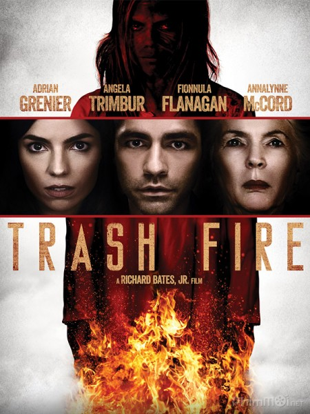 Chuyến Thăm Kinh Hoàng Trash Fire.Diễn Viên: Idris Elba,Leslie Bibb,Taraji P Henson
