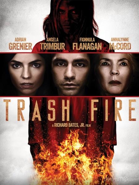 Tâm Địa Hỏa Trash Fire.Diễn Viên: Mille Dinesen,Marie Hammer Boda,Troels Lyby