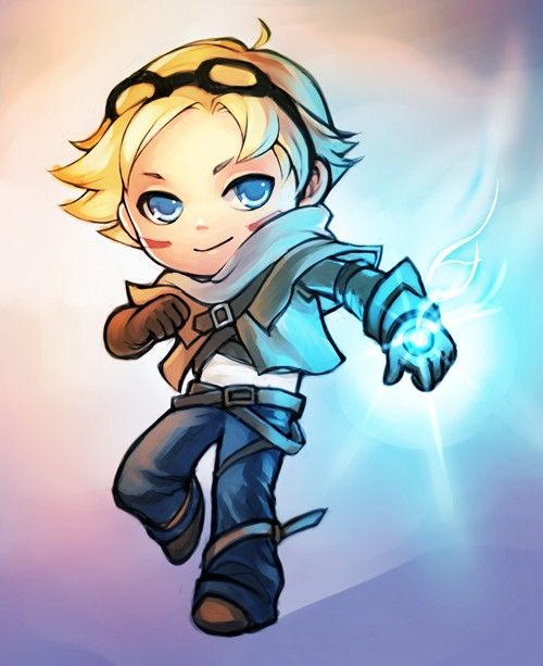 Ezreal Và Đồng Bọn Ss3 - League Of Legends