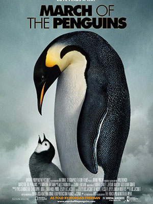 Hành Khúc Chim Cánh Cụt March Of The Penguins.Diễn Viên: Morgan Freeman,Charles Berling,Romane Bohringer
