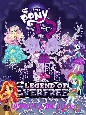 My Little Pony Equestria Girls Legend Of Everfree.Diễn Viên: Xi Trum,The Smurfs,Hank Azaria,Neil Patrick Harris,Jayma Mays,Sofía Vergara,Tim Gunn,Madison