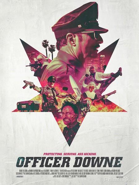 Cảnh Sát Thây Ma Officer Downe.Diễn Viên: Sara Gorsky,Cole Simon,Tanya Thai Mcbride
