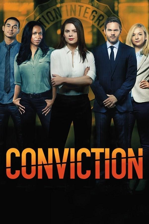 Kết Án Phần 1 Conviction Season 1.Diễn Viên: Hayley Atwell,Eddie Cahill,Shawn Ashmore