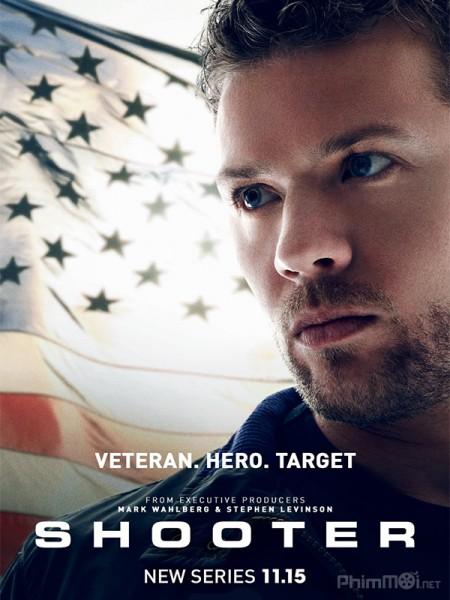 Xạ Thủ Phần 1 Shooter Season 1.Diễn Viên: Nina Dobrev,Ian Somerhalder,Paul Wesley