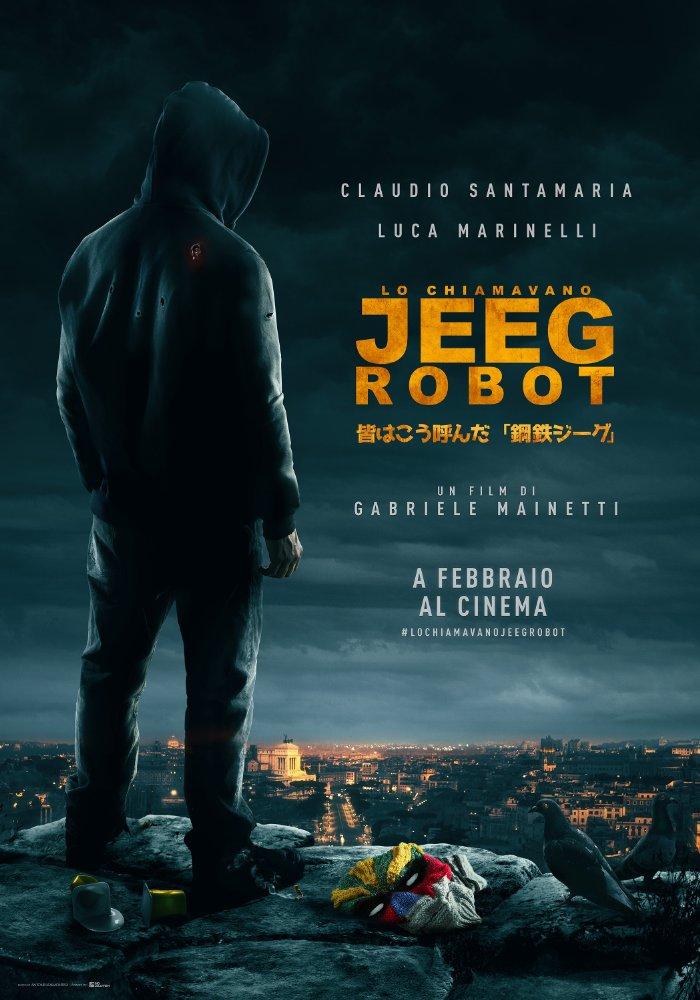 Jeeg Siêu Năng - They Call Me Jeeg Robot