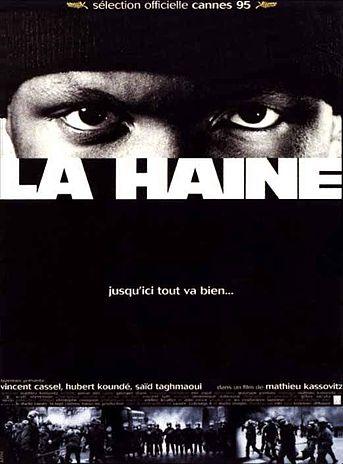 Hận Thù La Haine.Diễn Viên: Vincent Cassel,Hubert Koundé,Saïd Taghmaoui