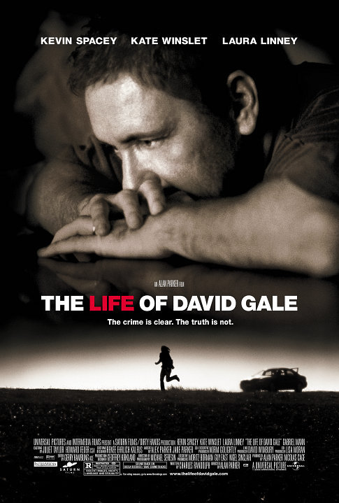 Cuộc Đời Của Gale The Life Of David Gale.Diễn Viên: Kevin Spacey,Kate Winslet,Laura Linney