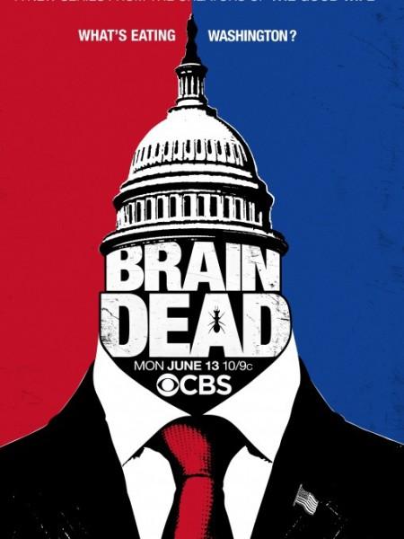 Bọ Ăn Não Phần 1 Braindead Season 1.Diễn Viên: Pamela Adlon,Mikey Madison,Hannah Alligood