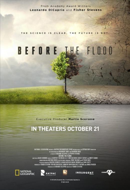 Hành Trình Cuộc Sống - Before The Flood