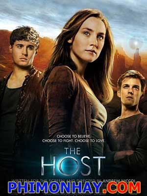 Vật Chủ The Host.Diễn Viên: Saoirse Ronan,Diane Kruger,Max Irons