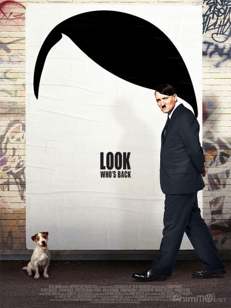 Hitler Trở Về Look Whos Back: Er Ist Wieder Da.Diễn Viên: Jean Marais,Louis De Funès,Mylène Demongeot