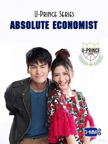 Chàng Hoàng Tử Trong Mơ 5 U Prince Series: Absolute Economist.Diễn Viên: Put Puttichai,Esther Supreeleela,Hunz Isariya Pattharamanop