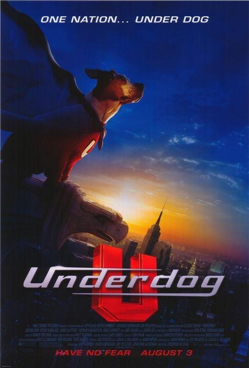Siêu Khuyển Underdog.Diễn Viên: Peter Dinklage,Jason Lee,Amy Adams