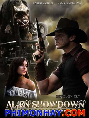Cao Bồi Quyết Chiến Người Hành Tinh - Alien Showdown: The Day The Old West Stood Still