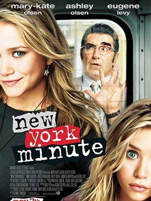 Một Phút Ở New York New York Minute.Diễn Viên: Mary,Kate Olsen,Ashley Olsen,Eugene Levy