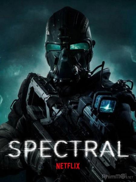 Nhiệm Vụ Đặc Biệt Spectral.Diễn Viên: Karine Vanasse,Eric Cantona And Mehdi Nebbou
