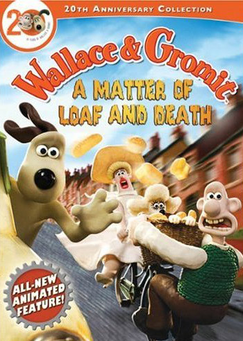 Wallace And Gromit: Bánh Mì Và Cái Chết A Matter Of Loaf And Death.Diễn Viên: Sam Rockwell,Kevin Spacey,Dominique Mcelligott
