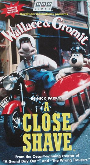 Wallace Và Gromit: Suýt Chết Wallace And Gromit In A Close Shave.Diễn Viên: Patrick Warburton,Tracey Ullman,Eartha Kitt