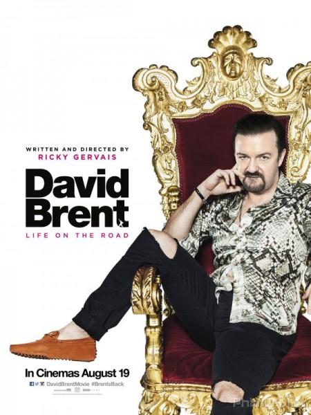 Chuyến Lưu Diễn Kỳ Quặc - David Brent: Life On The Road