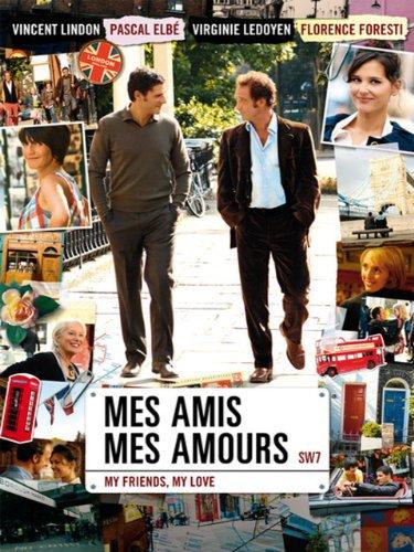 Đôi Bạn Thân Ai Nấy Lo My Friends, My Love.Diễn Viên: Vincent Lindon,Pascal Elbé,Virginie Ledoyen