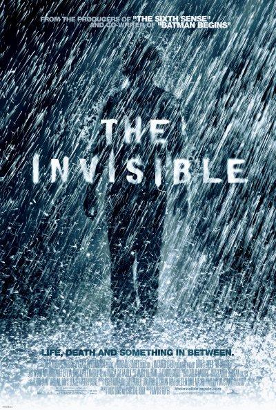Kẻ Vô Hình The Invisible.Diễn Viên: Justin Chatwin,Margarita Levieva,Marcia Gay Harden