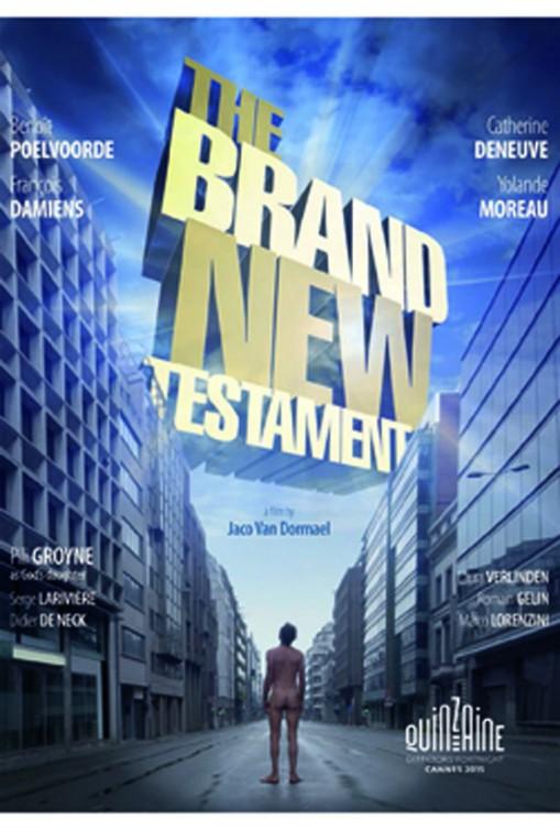 Tân Ước Hiện Đại The Brand New Testament.Diễn Viên: Pili Groyne,Benoît Poelvoorde,Catherine Deneuve