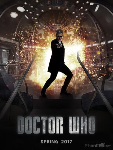 Bác Sĩ Vô Danh Phần 10 Doctor Who Season 10.Diễn Viên: Peter Capaldi,Jenna Coleman,Matt Smith