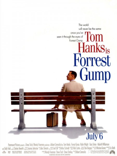 Cuộc Đời Forrest Gump Forrest Gump.Diễn Viên: Đậu Kiêu,Đổng Khiết,Quách Gia Minh