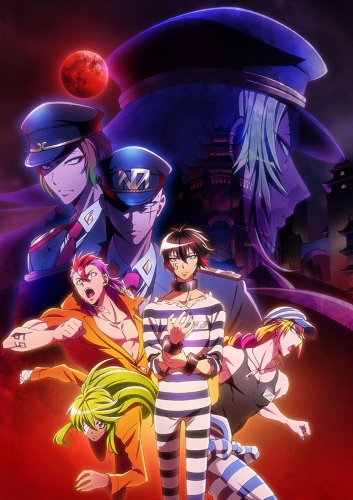 Nanbaka: Season 2 ナンバカ (2017).Diễn Viên: Emmy Rossum,William H Macy,Steve Howey