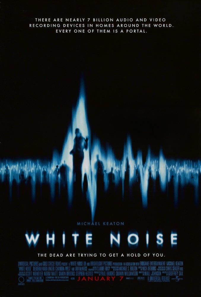 Giọng Nói Từ Cõi Âm White Noise.Diễn Viên: Michael Keaton,Deborah Kara Unger,Ian Mcneice