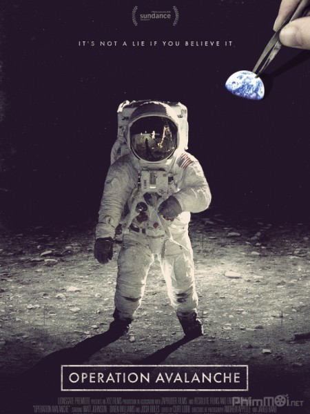 Bí Mật Nasa Operation Avalanche.Diễn Viên: John Stratton,Robert Novotny,Sam Morgan