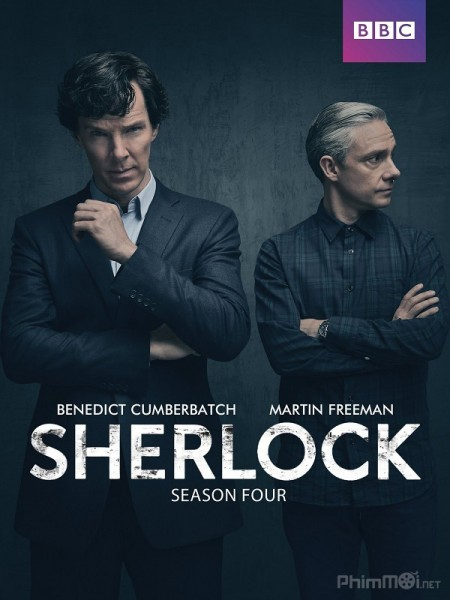 Thám Tử Sherlock Phần 4 Sherlock Season 4.Diễn Viên: Kevin Bacon,Natalie Zea,Shawn Ashmore