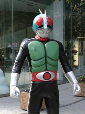 Kamen Rider (Original) Masked Rider.Diễn Viên: James Denton,David Ar White,Kevin Sorbo