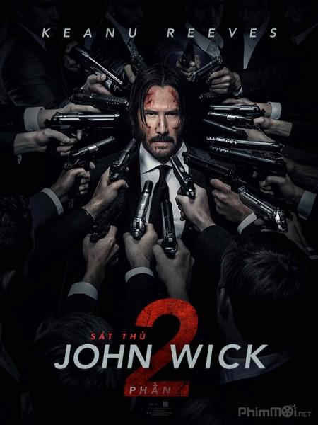 Mạng Đổi Mạng 2 John Wick: Chapter 2.Diễn Viên: Viggo Mortensen,George Mackay,Samantha Isler