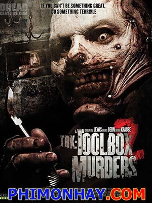 Kẻ Đồ Tể 2 Tbk: Toolbox Murders 2.Diễn Viên: Brain Krause,Ethan Phillips,Chauntal Lewis,Mila Brener And Bruce Dern