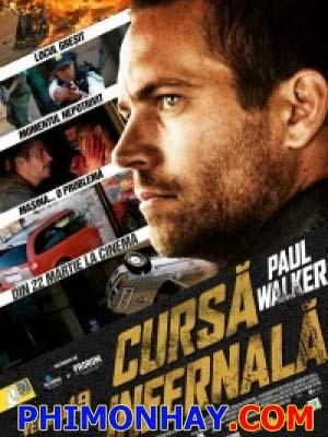 Truy Đuổi Vehicle 19.Diễn Viên: Paul Walker,Naima Mclean,Gys De Villiers