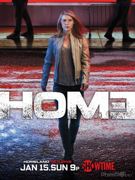 Người Hùng Trở Về Phần 6 Đất Mẹ 6: Homeland Season 6.Diễn Viên: Claire Danes,Mandy Patinkin,Damian Lewis,Rupert Friend