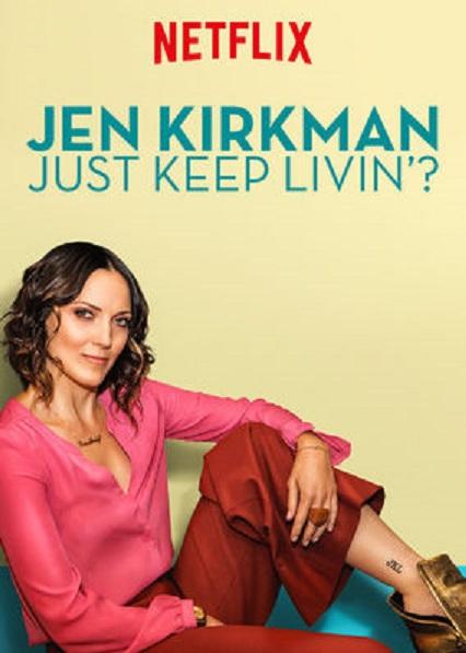 Cứ Sống Tiếp Thôi Nhỉ? Jen Kirkman: Just Keep Livin?.Diễn Viên: Vương Lệ Khôn,Kim Bum,Trịnh Nguyên Sướng,Quản Vũ,Lý Hạo Vũ