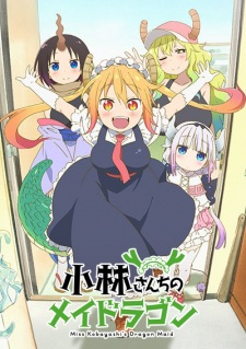 Miss Kobayashis Dragon Maid Kobayashi-San Chi No Maid Dragon