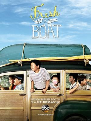 Dân Nhập Cư Phần 3 - Fresh Off The Boat Season 3