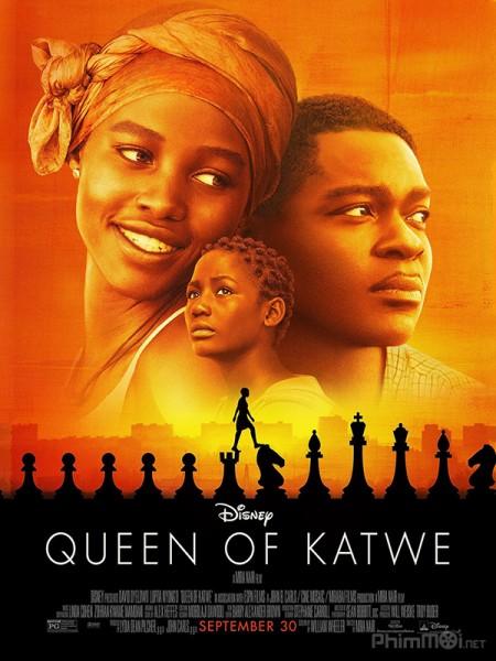 Nữ Hoàng Cờ Vua - Queen Of Katwe
