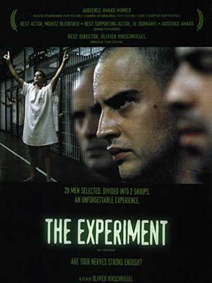 Những Kẻ Thí Nghiệm The Experiment.Diễn Viên: Moritz Bleibtreu,Christian Berkel,Oliver Stokowski