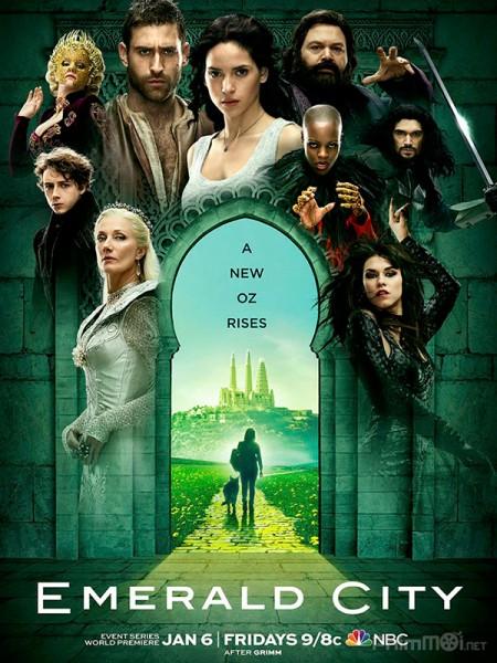 Thành Phố Ngọc Lục Bảo Emerald City.Diễn Viên: Tom Hanks,Meg Ryan,Jack Quaid