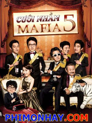 Cưới Nhầm Mafia 5 Marrying The Mafia 5: Return Of The Family.Diễn Viên: Doojoon,Yûko Fueki,Kwang,Hee Hwang