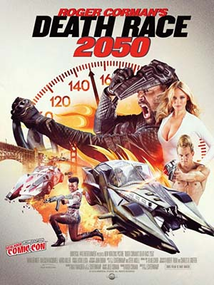 Liên Khúc Phim Đua Xe - Death Race 2050