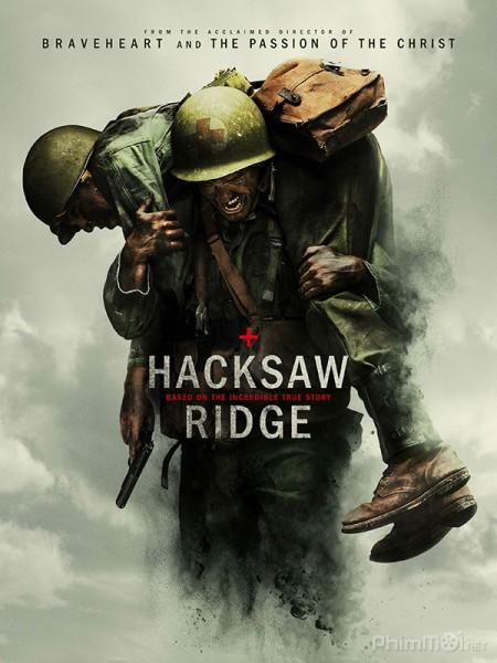 Người Hùng Không Súng Hacksaw Ridge.Diễn Viên: Miles Sloman,Jerry Sokolosky,Paul Hughes,Joseph Emms