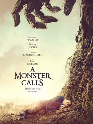 Lời Thỉnh Cầu Quái Vật - A Monster Calls Thuyết Minh (2016)