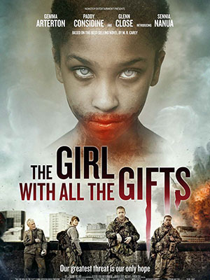 Vùng Xác Sống The Girl With All The Gifts.Diễn Viên: Gemma Arterton,Glenn Close,Sennia Nanua